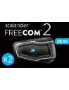 FREECOM 2 DUO Cardo Scala Rider